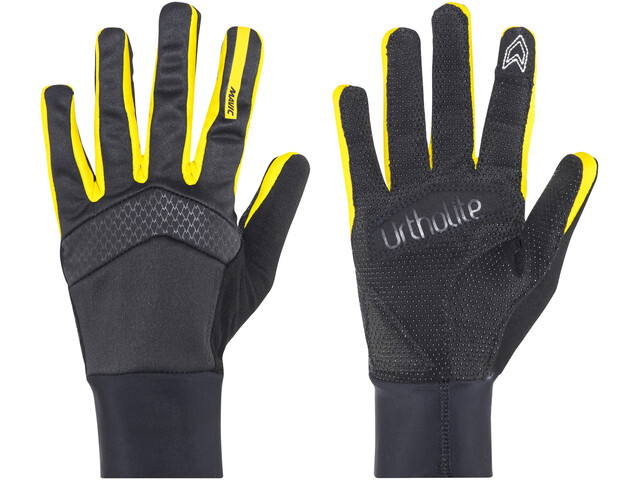 Mavic Cosmic Pro Insulated Gloves Yellow Mavic